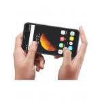 SmartPhone - Telefon Mobil CUBOT Dinosaur, Dual SIM 4G, 5.5 HD IPS, 4Core 1.3 GHz, 3GB + 16GB, Camera 13 MPx, Android 6.0, Certificat GMS, Negru +BONUS: Husa Silicon si Folie Sticla 9H