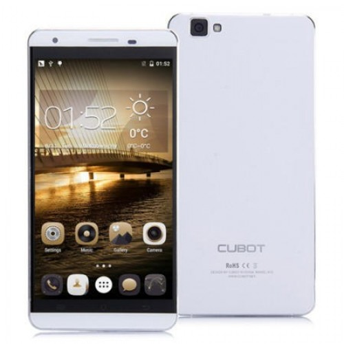 SmartPhone - CUBOT X15 - folosit pentru teste, in stare excelenta (ca nou) + Husa FLIP (noua) si Folie din Sticla 9H (aplicata)
