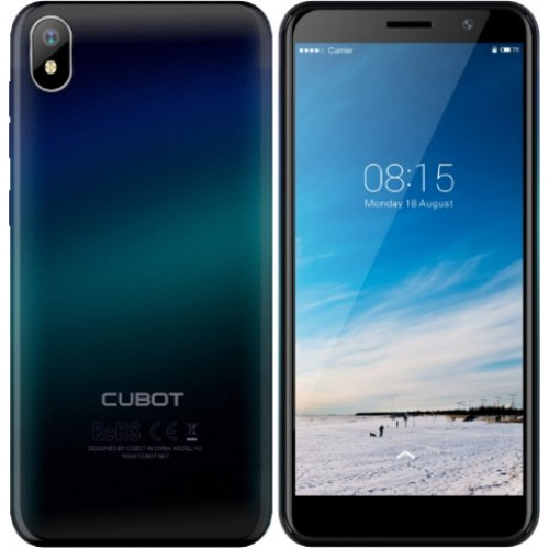 CUBOT J5, 5.5, 2+16GB, Android 9, Gradient +Husa +Folie