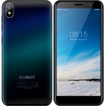CUBOT J5, 5.5, 2+16GB, Android 9, Negru +Husa +Folie