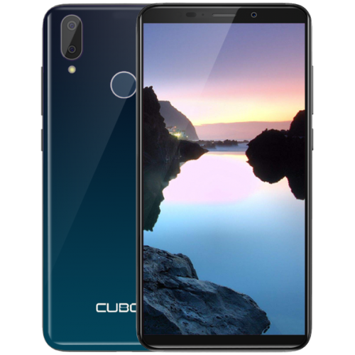 CUBOT J7, 5.7 HD+, 2+16GB, Android 9, Gradient +Husa +Folie