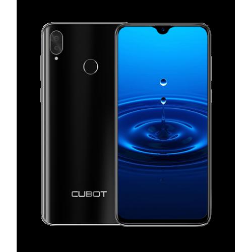 Seria R - Cubot R15 PRO, 6.26 HD+, 3+32GB, Android 9, Negru +Husa +Folie