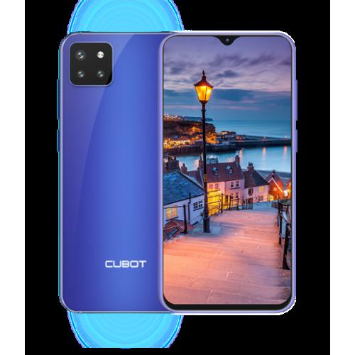 Telefon CUBOT X20 PRO, 4G, Helio P60, 6.3 FHD+, 6+128GB, Android 9, Albastru +Husa - Resigilat - Resigilate