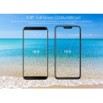 SmartPhone - CUBOT P20, 4G, 6.18 FHD+, 4+64GB, Android 8.1, Gradient (include Husa Silicon si Folie)