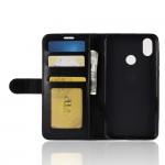 Accesorii - Husa Flip din Piele CUBOT pentru Cubot Note PLUS, Negru