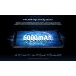 SmartPhone - CUBOT POWER, 4G, 5.99 FHD+, 6+128GB, Android 8.1, Negru (include Husa Silicon si Folie) +BONUS: Husa Piele Sintetica