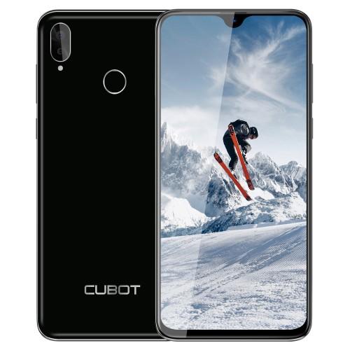Cubot R15 PRO, 4G, 6.26 HD+, 3+32GB, Android 9, Negru +Husa +Folie