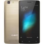 EOL - SmartPhone CUBOT X12 Dual SIM, 4G, 5.0 QHD IPS, Quad Core 1.0 GHz, 1GB DDR3, 8GB Flash, 8 MPx, Auriu