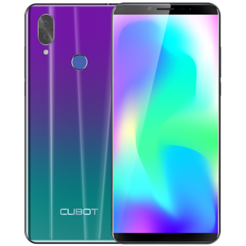CUBOT X19S, 4G, 5.93 FHD+, 4+32GB, Android 9, Gradient +Husa +Folie