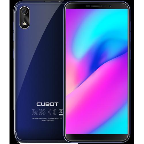 CUBOT J3, 3G, 5, 1+16GB, Android GO, Albastru (include Husa Silicon) - Ca NOU! +Husa FLIP - Resigilate