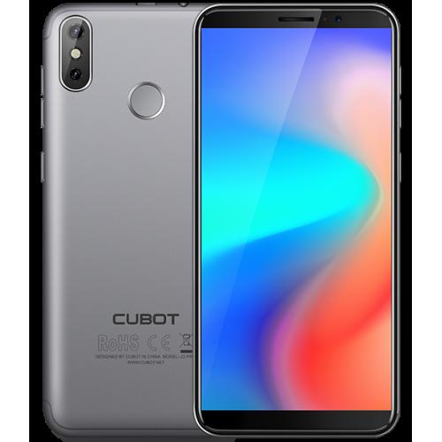 SmartPhone - CUBOT J3 PRO, 4G, 5.5, 1+16GB, Android GO, Gri (include Husa Silicon si Folie) + Bonus: Husa Flip