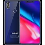 SmartPhone - CUBOT P20, 4G, 6.18 FHD+, 4+64GB, Android 8.1, Albastru (include Husa Silicon si Folie)