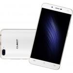 SmartPhone - Cubot Rainbow 2, Alb, BUNDLE (include Husa Silicon) +BONUS: Husa FLIP